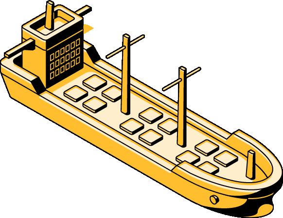 yellow-ship